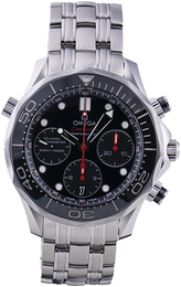 Omega Seamaster Diver 300m Co-Axial Chronograph 41.5mm  212.30.42.50.01.001
